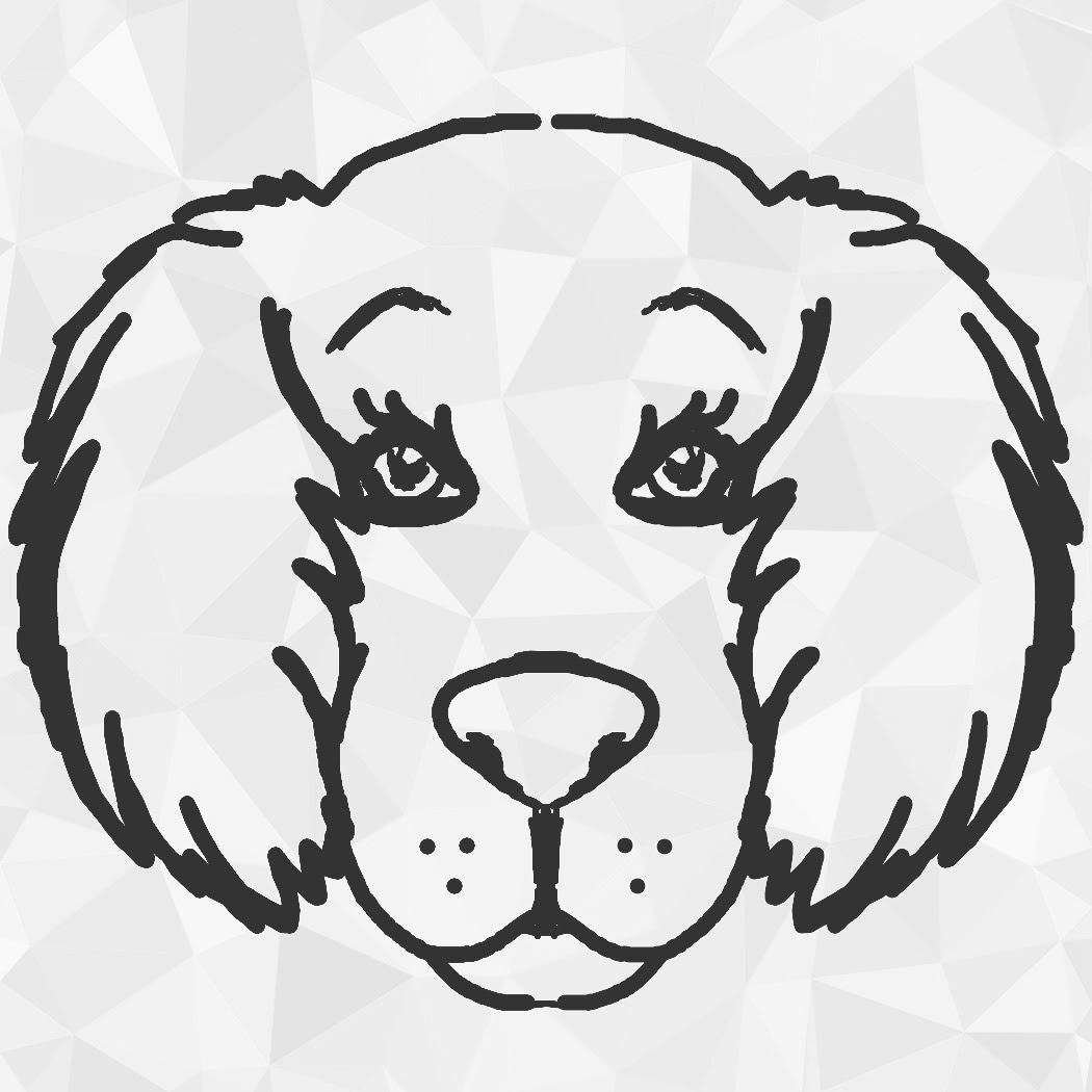 🐶 Dibujos de animales para pintar gratis 🐺