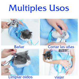 utilidades de bolsa para gatos
