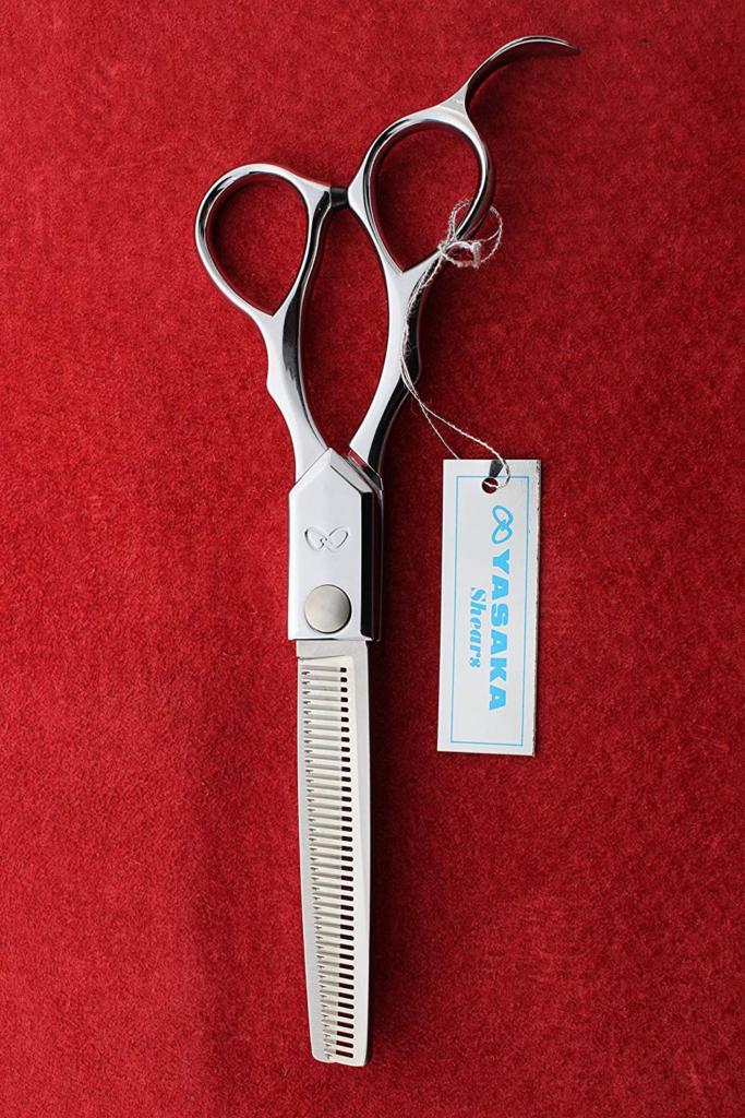 Tijeras para adelgazar el cabello Cobalt ATS314 (40 dientes) - Yasaka YS400